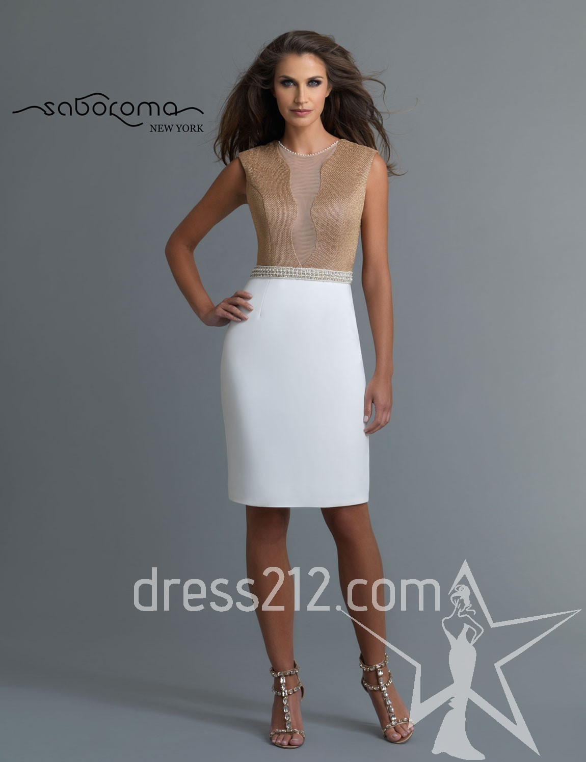 White Cocktail Dresses