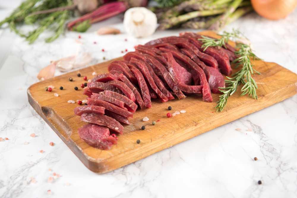 Bison Meat Composition